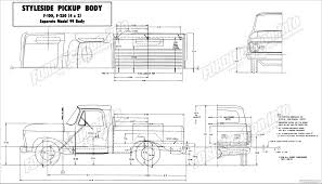 ford truck body builders layout books fordification info the