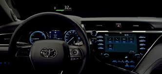 toyota camry dashboard the 2018 toyota camry officially revealed