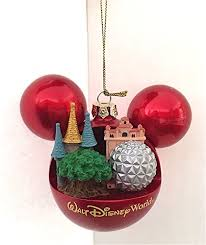 disney world ornaments