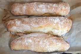 pane ciabatta fatto in casa pane veloce ricetta pane veloce di misya