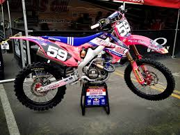 lucas oil pro motocross 2014 sneak peek of the 2014 tld lucas oil honda bikes moto related