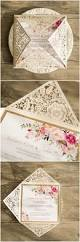 Best Invitation Cards For Marriage 25 Best Lazer Cut Wedding Invitations Ideas On Pinterest