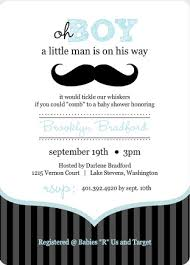 baby boy baby shower invitations baby shower invitation wording it s a boy purpletrail