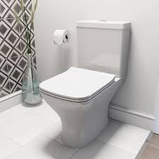 orchard derwent square compact close coupled toilet with slimline
