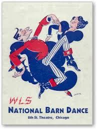 Barn Dance Names The Wls National Barn Dance