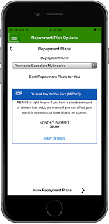 Debt Relief Options Explore Your Options Find Your Your Account Myfedloan