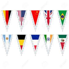 Flag Banner Clip Art Argentina Pennants Nflclearance
