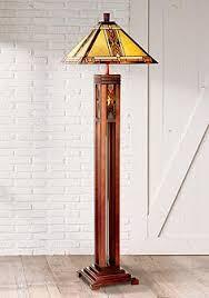 Mosaic Floor Lamp Tiffany Style Floor Lamps Lamps Plus