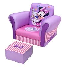Toddler Sofa Set Chic Disney Minnie Mouse Toddler Sofa Chair And Ottoman Set About