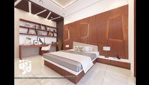 3d Interior Contemporary Modern Bedroom Interior Design 3d Rendering By Hs 3d