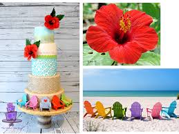 The Month Of June Flower - 2015 icing smiles calendar cake for the month of june