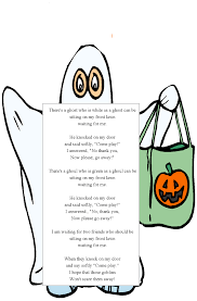Halloween Boo Poems Kids Halloween Poems U2013 Festival Collections