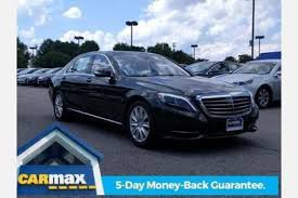 how much does a mercedes s class cost used 2015 mercedes s class for sale pricing features