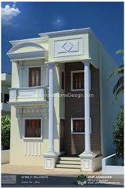 2 floor house 1600 sqft 2 floor box type house design