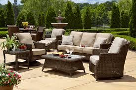 Outdoor Patio Furniture Wicker - lane wicker furniture replacement cushions home depot wicker