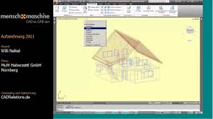 autocad architecture 2012 3d ist leichter als sie denken