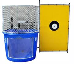 dunk tanks dunk tank party magic outdoor and indoor inflatables