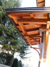 montaggio tettoia in legno pensiline in legno parma reggio emilia costo installazione