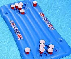 Hockey Beer Pong Table Mini Beer Pong Table