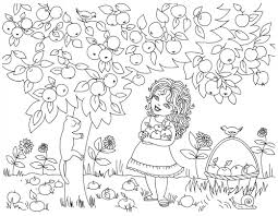apple trees drawing clipart best with cute tree with leaves and