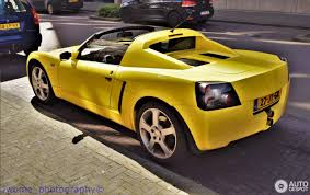opel yellow opel speedster 31 march 2017 autogespot