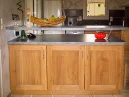 vernis plan de travail cuisine cuisine chene massif vernis naturel plan de travail en stratifie