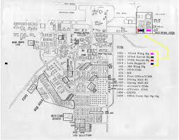 eglin afb map westin s 553rd recon wing batcat page ec 121r and korat page