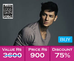 haircut deals lahore for men get 76 off at blazon salon chalo pk
