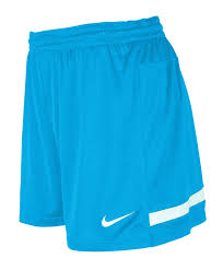 light blue nike shorts nike womens hertha knit short theteamfactory com