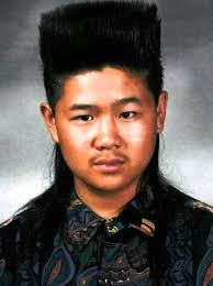 hairstyle punk skater cut 1980s 25 photos of 80s hairstyles so bad they re actually good