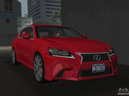lexus sports car 2013 lexus gs350 f sport 2013 for gta vice city