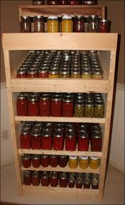 Kitchen Food Storage Ideas by 31 Best How To Store Canning Jars Images On Pinterest Canning
