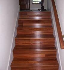 Installing Laminate Flooring On Stairs Laminate Flooring On Stairs Laminate Flooring Installed On This