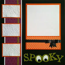 41 best spooky scrappin images on scrapbooking