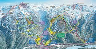 New Mexico Ski Resorts Map by Whistler Blackcomb Piste Map U2013 Free Downloadable Piste Maps