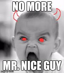 Angry Guy Meme - angry baby meme imgflip
