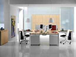 home office modern office interior design with entity desk