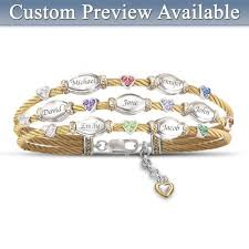 personalized jewelry for personalized jewelry bradford exchange