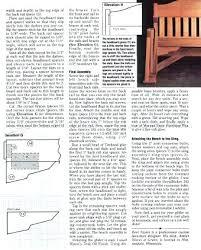 Bench Construction Plans Glider Bench Plans Gliders Glider Furniture Plans Wooden Glider