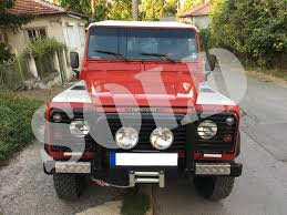 defender jeep 2016 red 2000 defender 90 import land rover defender to canada