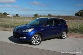 Ford Escape Titanium - 2013 ford escape titanium exterior front 3 4 picture courtesy