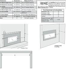 regency hz40e linear contemporary direct vent gas fireplace by