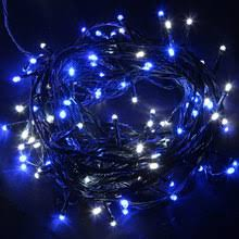 blue white christmas lights vickysun com christmas lights 45m 500 led blue and white