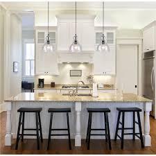 inspiring rustic kitchen island pendant lights with granite