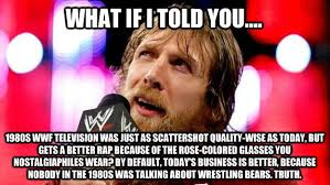 Wwf Meme - the meme event wwe monday night raw 6 24 13 wrestlecrap the