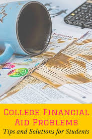 Css Profile Pre Application Worksheet College Financial Aid Problems Tips And Solutions For Students