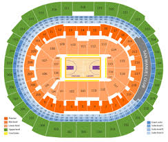 staples center floor plan golden state warriors at los angeles lakers at staples center
