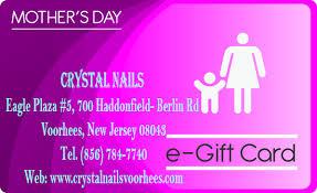 nail salon gift cards e gift cards nail salon voorhees nail salon 08043 nails