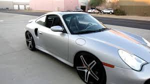 custom porsche 911 for sale 2001 porsche 911 turbo custom 19inch roderick wheels for sale in
