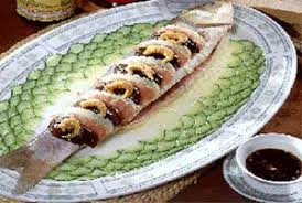 fish cuisine cuisine food